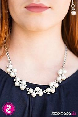 Paparazzi Under $10 Love Story necklace