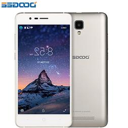 Unlocked Smartphones, DOOGEE X10 3G Dual SIM GSM Cell Phones