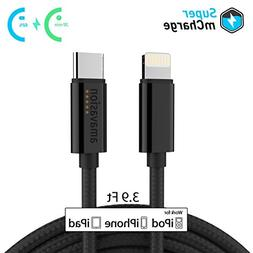 USB C to Lightning, Amavasion USB Type C to Lightning Cable