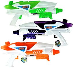 Water Gun Soaker by JA-RU | Swimming Pool Kids Toys Outside