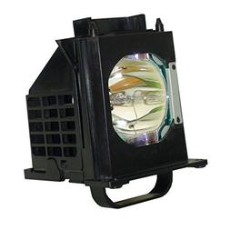 Original Mitsubishi WD73C8 TV Assembly with Philips Cage and