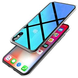 Wireless Charger iPhone X Case, Ztotop 2018 New Style Slim F