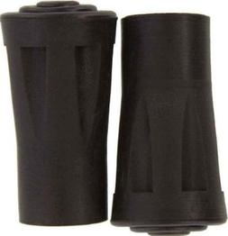 SE WS-2XTIP Rubber Tips for Walking Sticks, 2-Pack